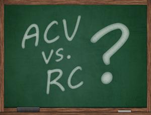 ACV vs. RC