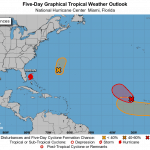 5-day Tropical Weather Outlook | September 3, 2019