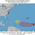 5-Day Tropical Outlook | September 6, 2019, 8am ET