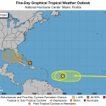 5-Day Tropical Outlook | September 11, 2019, 8am ET