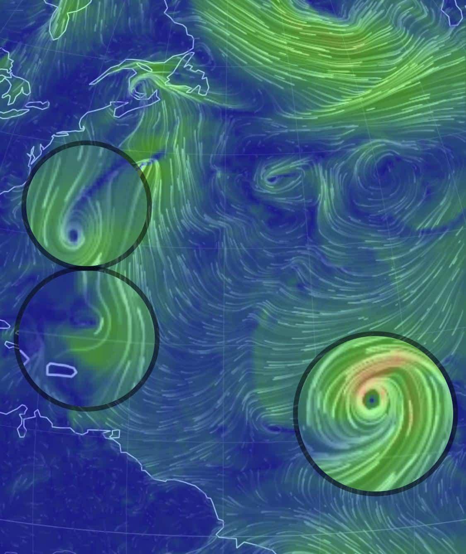 Atlantic Winds | September 25, 2019