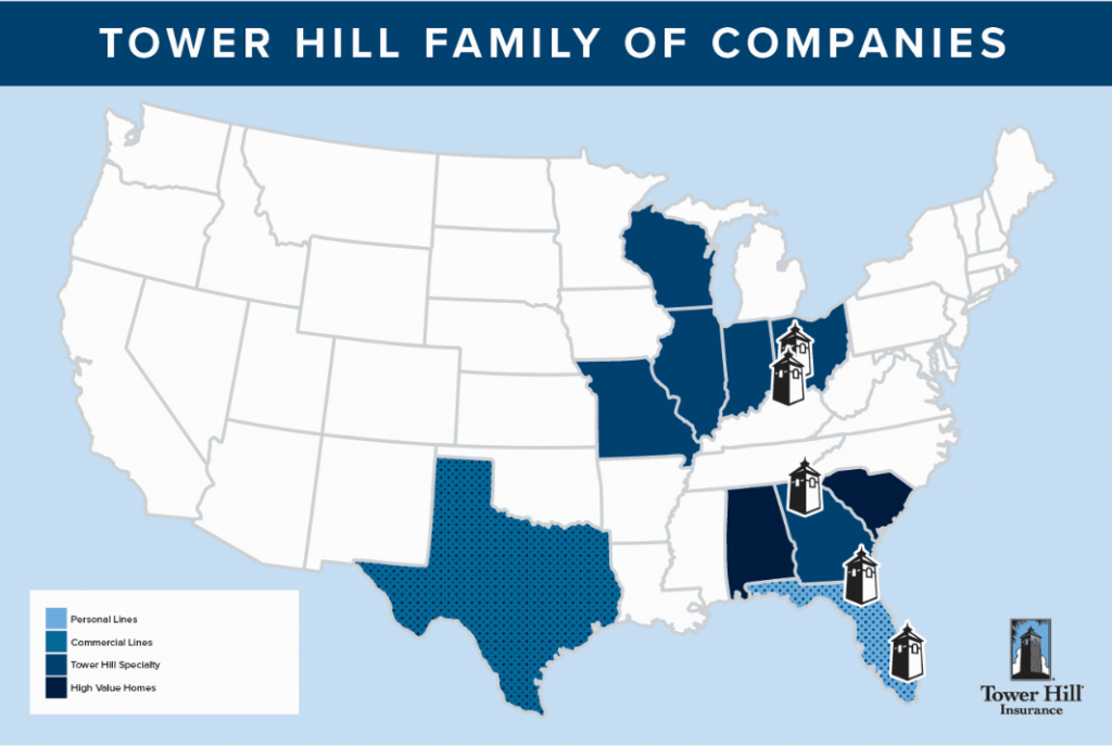 Tower Hill Continues Out-of-State Expansion