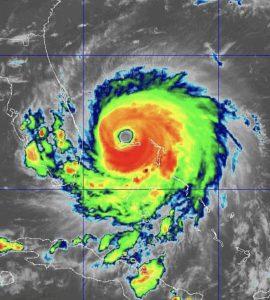 Dorian Satellite | September 3, 2019, 8am ET