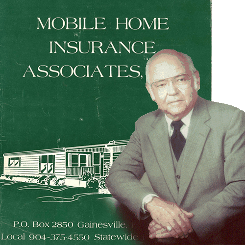 Founded by W.T. Shively in Miami, Florida, as Mobile Home Insurance Associates