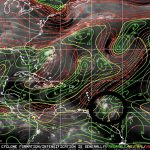 Atlantic Tropical Cyclone Formation Conditions | August 26, 2019