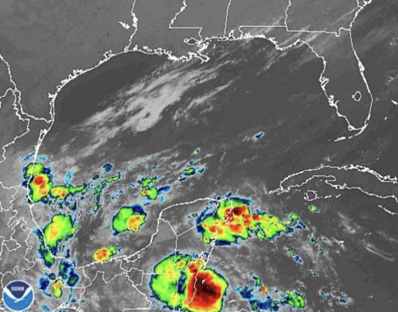 Western Atlantic Satellite | October 23, 2019
