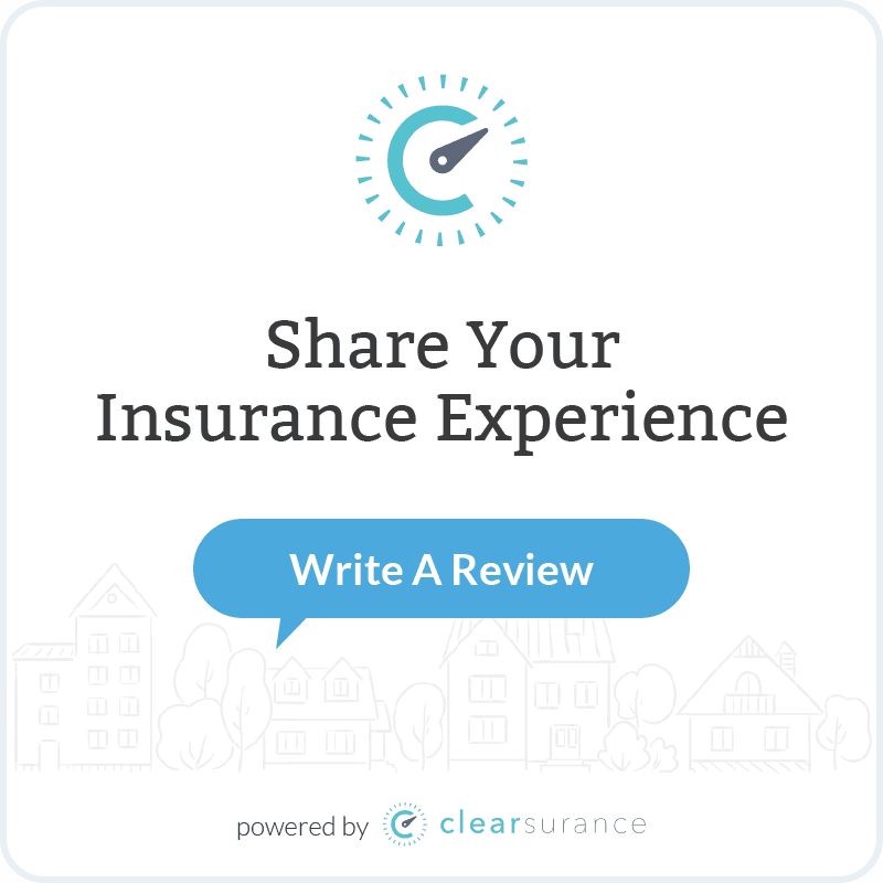 Share Your Insurance Experience - Write a Review
