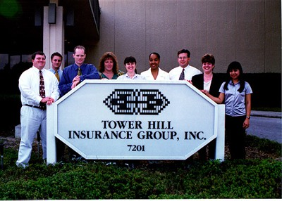 Company renamed Tower Hill Insurance